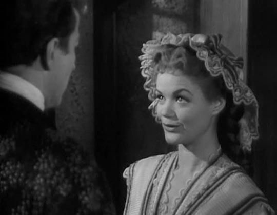 Elisabeth with Jean Cornudet (John Emery)