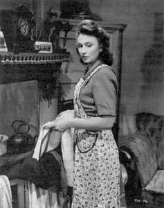 Googie Withers in It Always Rains on Sunday (1947)