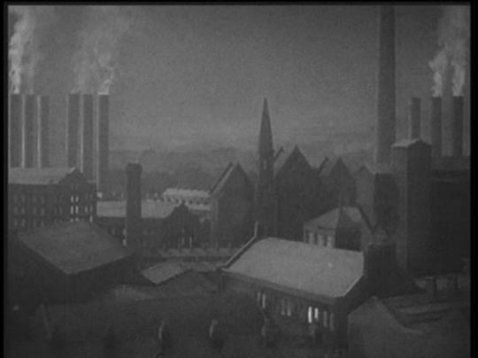 Industrial gloom: an elaborate miniature from Love on the Dole