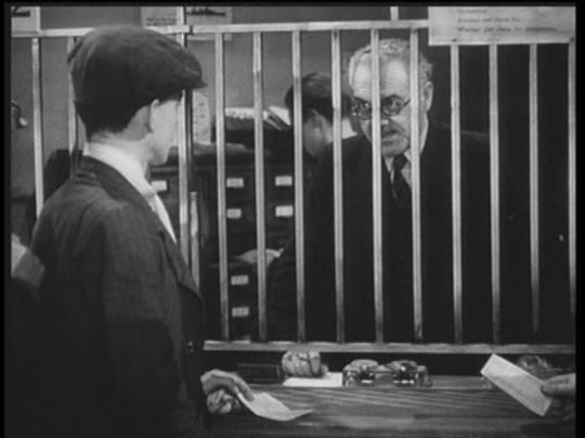 No work for Harry (Geoffrey Hibbert) in Love on the Dole