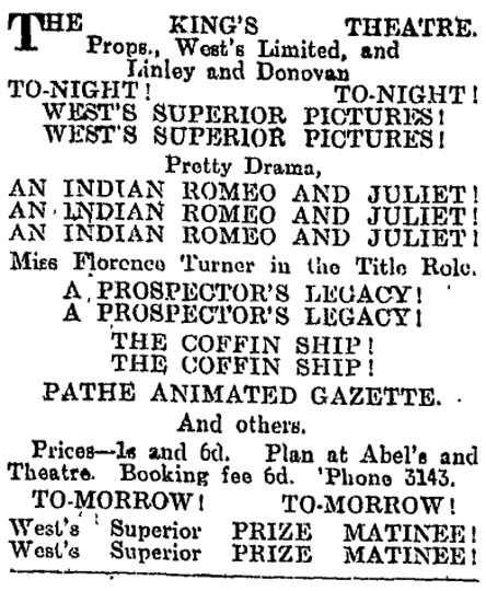 Evening Post, New Zealand, June 1, 1912