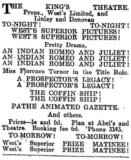 Evening Post, New Zealand, June 1, 1912