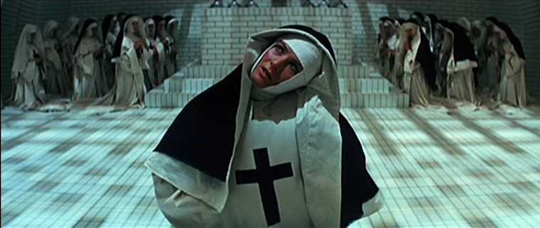 picture of vanessa redgrave in the devils
