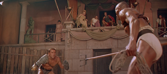 spartacus 1960 essay Spartacus is a 1960 american epic historical drama film directed by stanley criterion collection essay by stephen farber rare, never-seen: spartacus at 50 at life.
