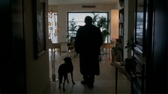 Picture from Theo Angelopoulos' Eternity and a Day, 1998