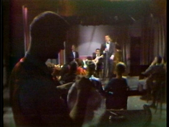 Frame grab from 1959 live TV production of The Jazz Singer starring Jerry Lewis