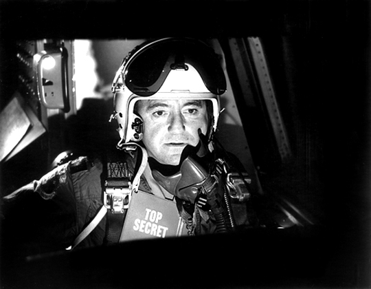 photo of Edward Binns in Sidney Lumet's 1964 film Fail-Safe
