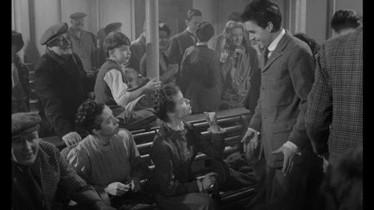 Third-class passengers in A Night to Remember (1958)