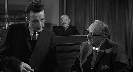 Otto Preminger and Anatomy of a Murder (1959)   Cagey Films