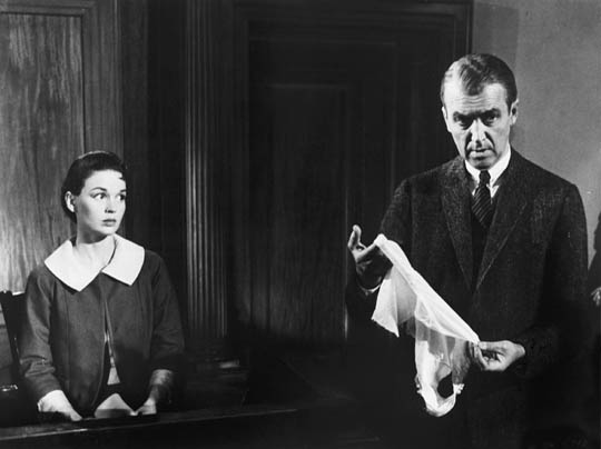 Otto Preminger And Anatomy Of A Murder 1959 Cagey Films