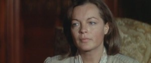 Romy Schneider in Bertrand Tavernier's Death Watch (1980)
