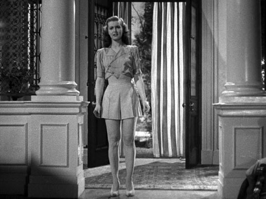 The new woman: Patricia Roc as Angela
