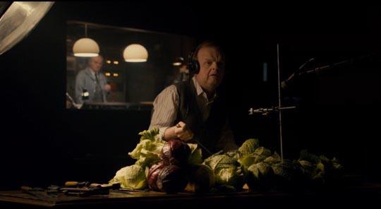 Stabbing vegetables