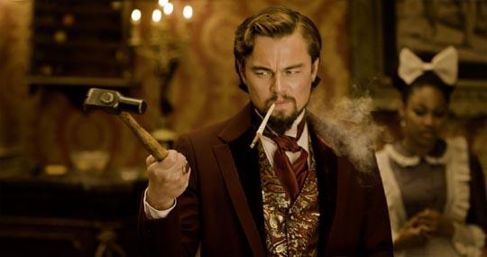 Leonardo DiCaprio as Candie