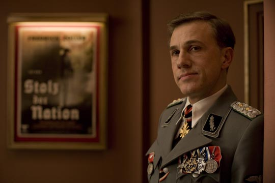 Christoph Waltz as Landa