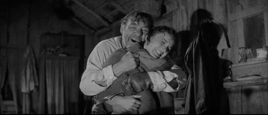 Manon (Lon Chaney Jr): unleashed libido