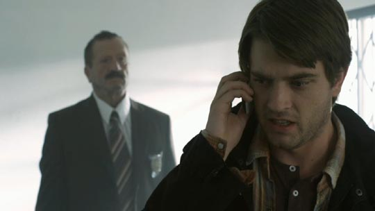 Taking a call from the dead John