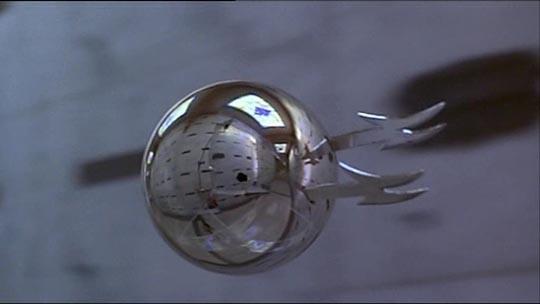 Phantasm's deadly sphere