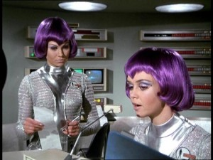 Future hair: UFO
