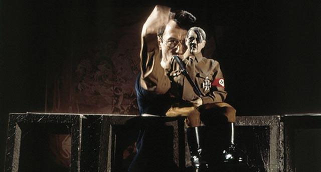 History as phantasmagoric puppet show: Hans-Jurgen Syberberg's Our Hitler (1977)