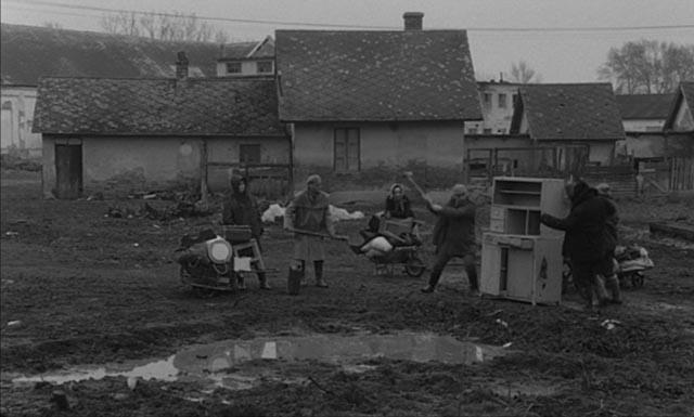Bela Tarr's Satantango (1994): the whole world in a village