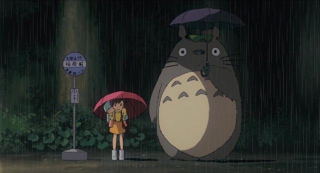 Hayao Miyazaki's magical My Neighbour Totoro (1988)