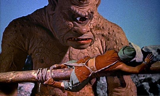 The Cyclops: Seventh Voyage of Sinbad