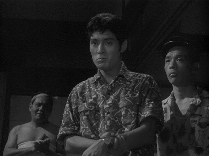 Killer Joe (Tatsuya Nakadai)
