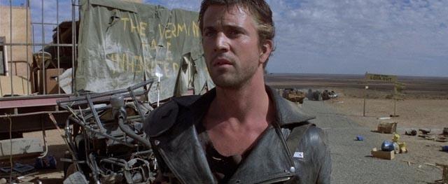 Mad Max Rackatansky becomes The Road Warrior (1981)