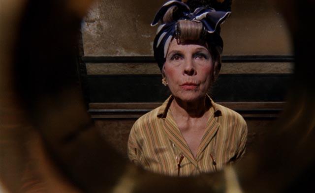 The face of horror: Ruth Gordon in Rosemary's Baby