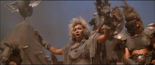Tina Turner as Auntie