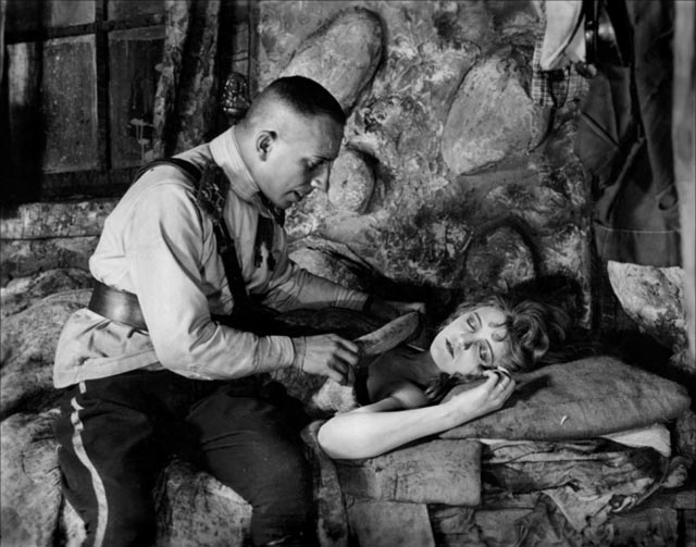 Erich Von Stroheim in his third feature Foolish Wives (1922), the first to be butchered by a studio