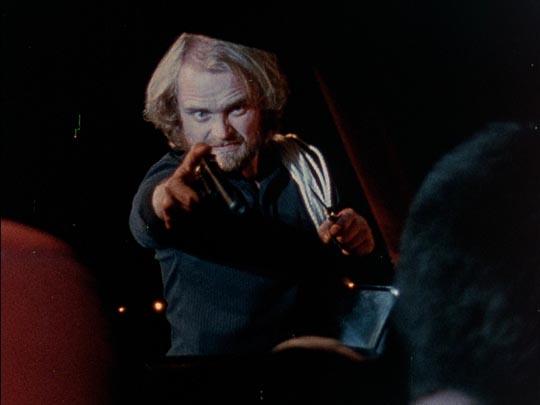 Tex Watson (Marc Pitman) starts the killing