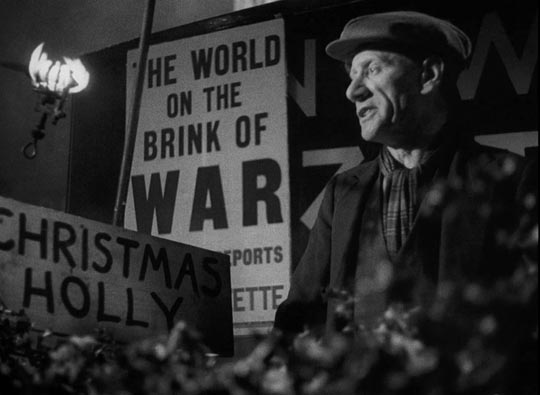 Christmas Eve & rumours of war