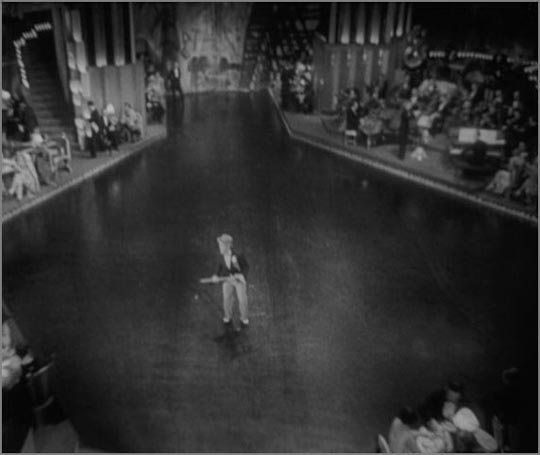 Surreal nightclub: Glenn Tryon sings & dances