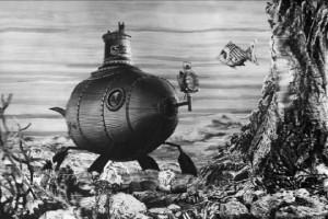 Karel Zeman evokes a magical undersea world in Invention For Destruction (1958)