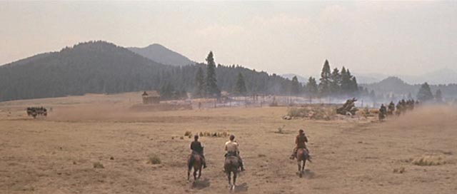 Sam Peckinpah's crippled western epic, Major Dundee (1965)