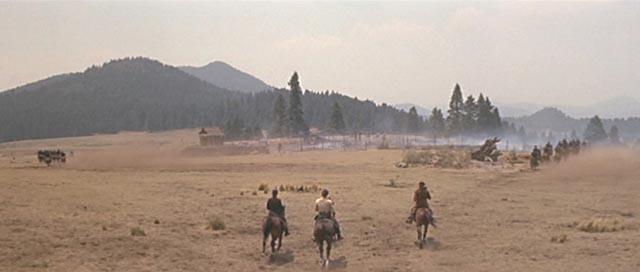 Sam Peckinpah's crippled western epic, Major Dundee (1965)