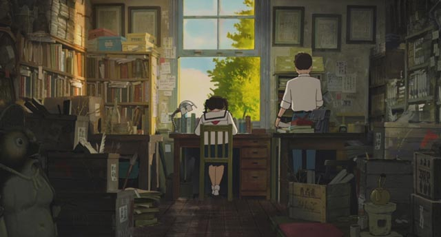 everyday magic  goro miyazaki u0026 39 s from up on poppy hill