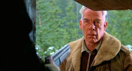 Lee Marvin as RCMP Sgt. Millen