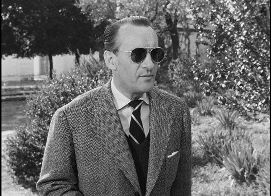 George Sanders as Alex