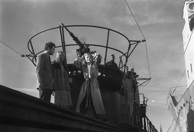 Desperate to escape defeat: Rene Clement's Les Maudits (The Damned, 1947)