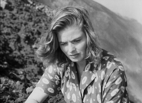 Ingrid Bergman as Karin