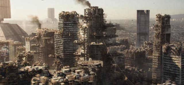 Not much of a future: Elysium
