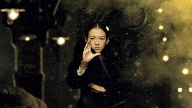 Zhang Ziyi as Gong Er in The Grandmaster