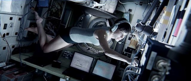 Female astronaut required: underwear essential