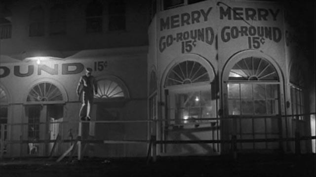 Johnny Drake flirts with danger in Curtis Harrington's atmospheric Night Tide (1960)