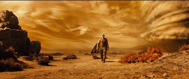 Vin Diesel returns in and as Riddick