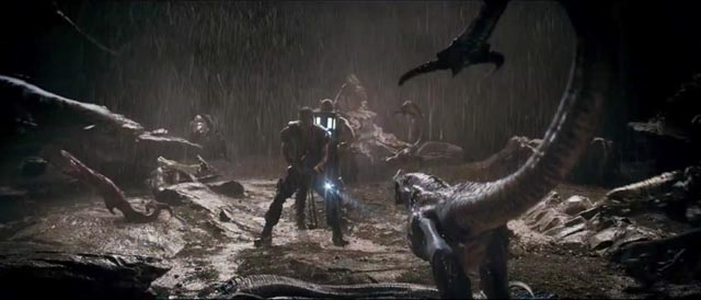 They come out at night ... again: Riddick