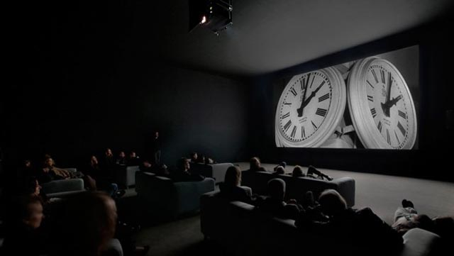 Christian Marclays The Clock: film history, film criticism and the psychological experience of duration